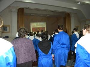 День Победы в подразделении школы по ИК-4