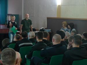 Встреча учащихся школы и специалистов Калининградского областного наркологического диспансера